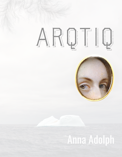 Book cover of Arqtiq by Anna Adolph